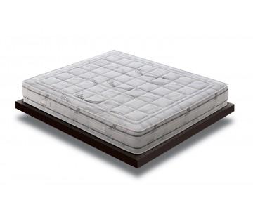 Materasso Memory ortopedico al miglior prezzo, rigido alto 23 cm con tessuto Anallergico - DANJOY PLUS 15+7