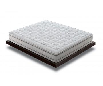 Materasso 100% lattice a 7 zone differenziate con tessuto Anallergico alto 22 cm - JUPITER