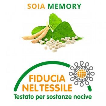 Materasso certificato soia memory