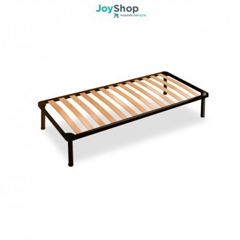 Doghe.Slatted Bed Base For Mattresses Made In Italy