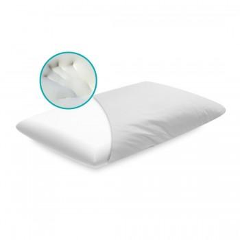 Fresh Memory Foam Cuscino.Pillows In Memory Foam Made In Italy