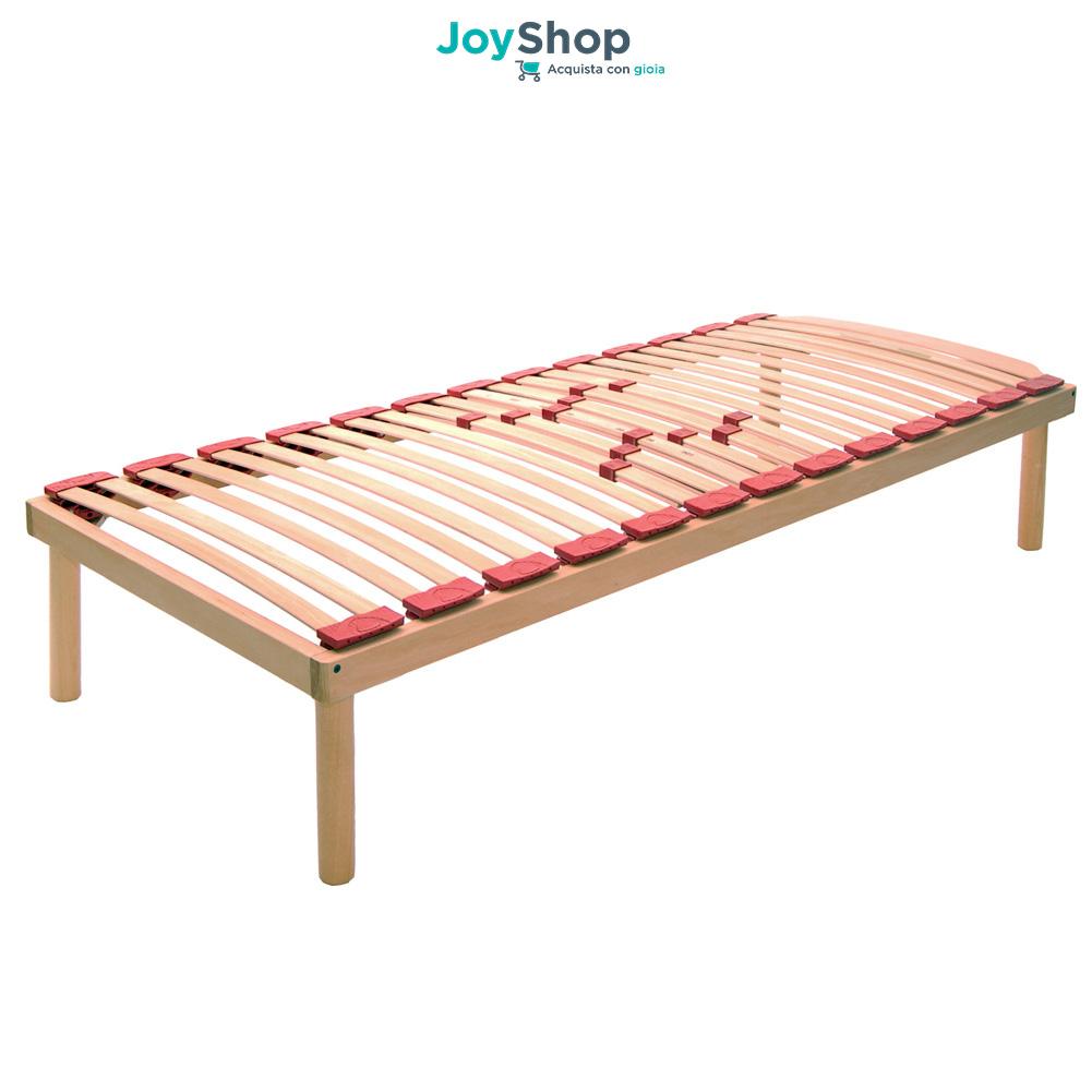 Rete a doghe in legno per materasso