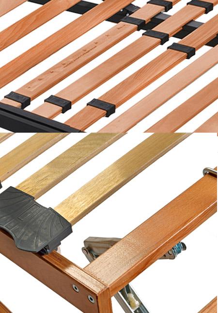 Reti a doghe in legno o in ferro, quale scegliere?